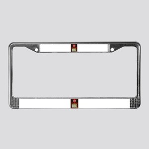 STOP TRUMP License Plate Frame