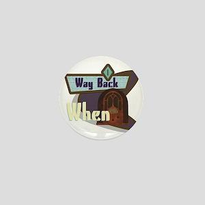 WBW Original Logo Mini Button