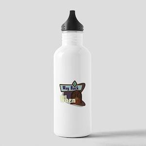 WBW Original Logo Water Bottle
