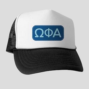 Omega Phi Alpha Sorority Trucker Hat
