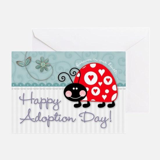 Adoption Day Greeting Cards