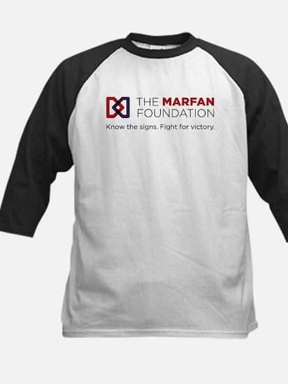 Marfan Foundation Logo Baseball Jersey