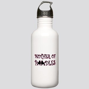 Mother of Poodles Water Bottle