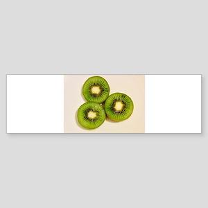 Kiwi Trio 4Cleo Bumper Sticker