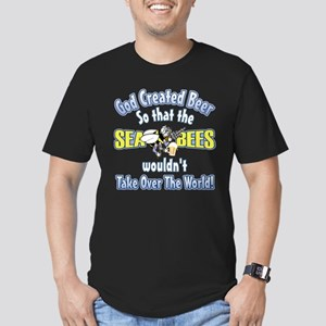 God Created Beer - SeaBees T-Shirt