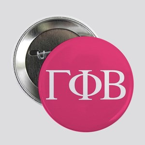 """Gamma Phi Beta Letters 2.25"""" Button (100 pack)"""