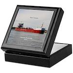 Baie Comeau Keepsake Box