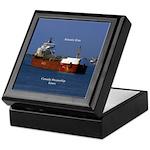 Atlantic Erie Keepsake Box