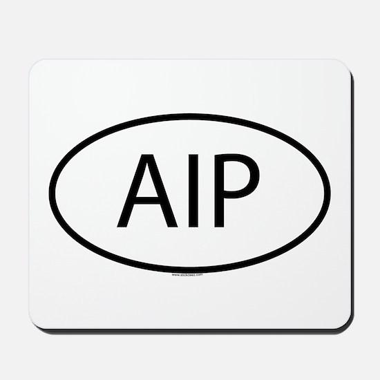 AIP Mousepad