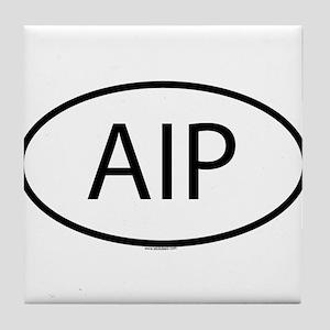 AIP Tile Coaster