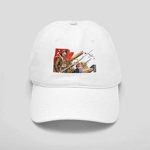 WWii soviet union propaganda Cap