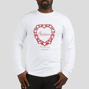 Boston True Long Sleeve T-Shirt