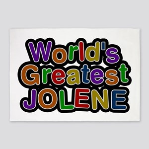 World's Greatest Jolene 5'x7' Area Rug