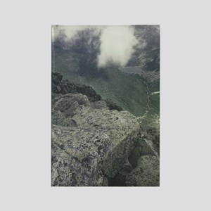 Chimney Pond Rectangle Magnet