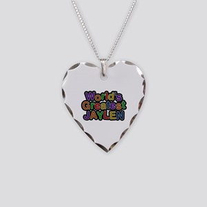 World's Greatest Jaylen Heart Necklace