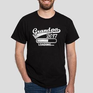 Grandpa 2017 T-Shirt