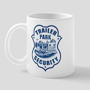 Trailer Park Security Mug