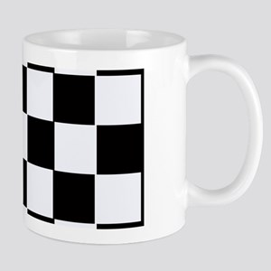 Checkered Mugs