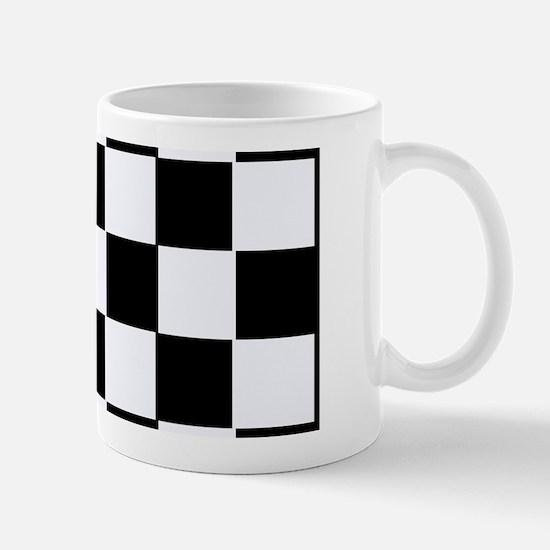Checkered Mugs