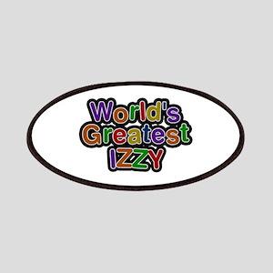World's Greatest Izzy Patch