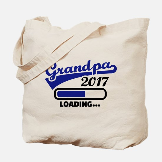 Grandpa 2017 Tote Bag