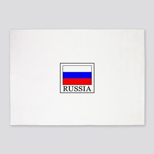 Russia 5'x7'Area Rug