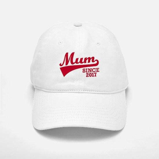 Mum 2017 Baseball Baseball Cap