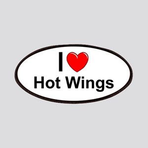Hot Wings Patch