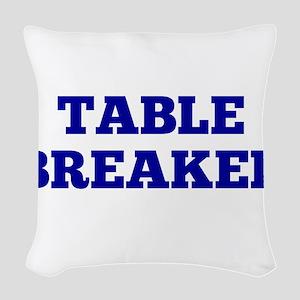 Playoffs! Woven Throw Pillow