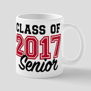 Class of 2017 Senior Mugs
