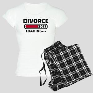 Divorce 2017 loading Pajamas