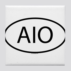 AIO Tile Coaster