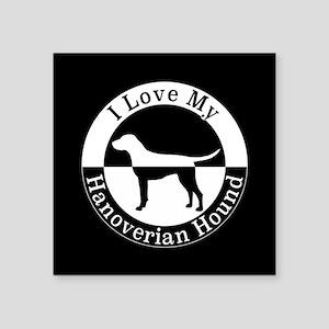 Hanoverian Hound Sticker