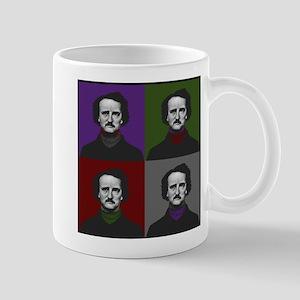 Edgar Allan Poe Warhol Mug