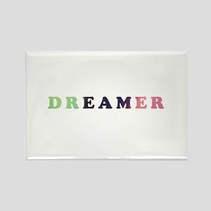 DREAMER (multicoloured) Magnets