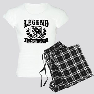 Legend Since 1937 Women's Light Pajamas