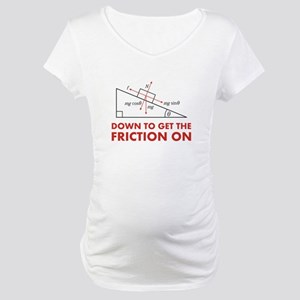 Down to Get the Friction On Physics Diagram Matern