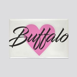 I Heart Buffalo Magnets