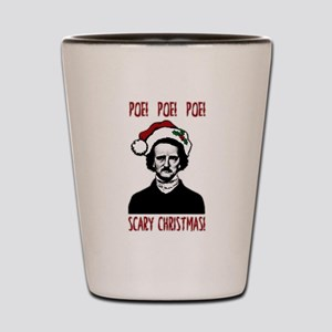 Poe! Poe! Poe! Shot Glass