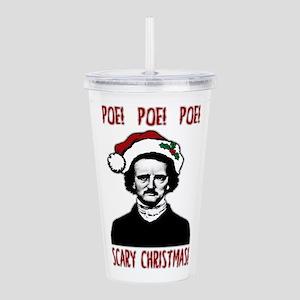 Poe! Poe! Poe! Acrylic Double-wall Tumbler