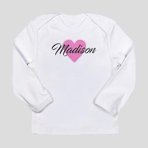 I Heart Madison Long Sleeve T-Shirt
