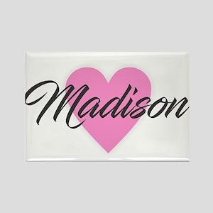 I Heart Madison Magnets