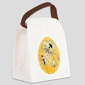 Ukrainian Egg - 5 Canvas Lunch Bag