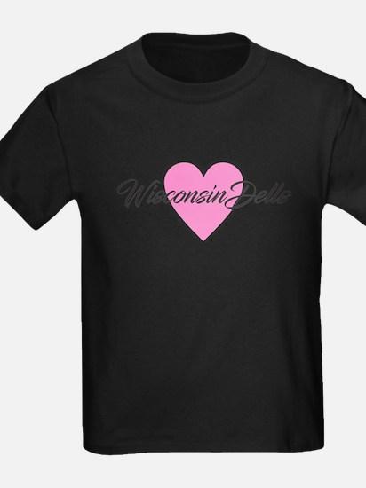 I Heart Wisconsin Dells T-Shirt