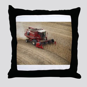 Combine on Harvet Day #1 Throw Pillow