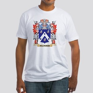 Plummer Coat of Arms - Family Crest T-Shirt