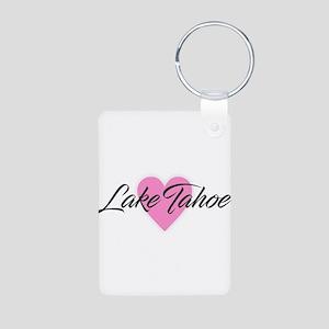 I Heart Lake Tahoe Keychains