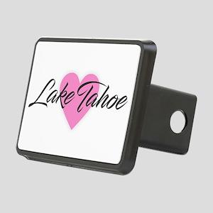 I Heart Lake Tahoe Rectangular Hitch Cover