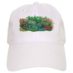 Shade Garden Baseball Cap