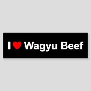 Wagyu Beef Sticker (Bumper)